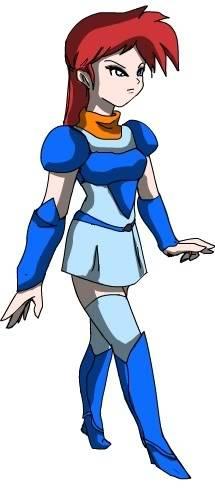 Lena's New Armor 6