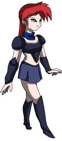 Lena's New Armor 7