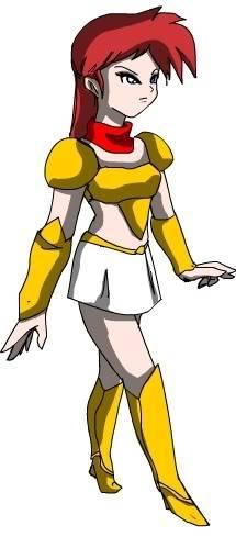 Lena's New Armor 8