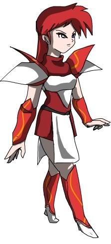 Lena's New Armor 9