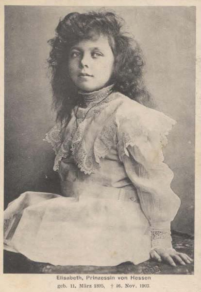 Nietos y bisnietos de Victoria Elisabethhesse1895-91