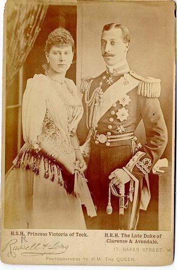 Mary, Princesa de Teck y George V. - Página 2 Albertbritain1864-71