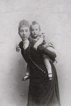 Principe Valdemar de Dinamarca y Princesa Maria de Orleans Marieaage1