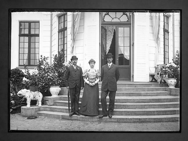 Principes de Grecia y Dinamarca MarieValdemaryGeorgi1