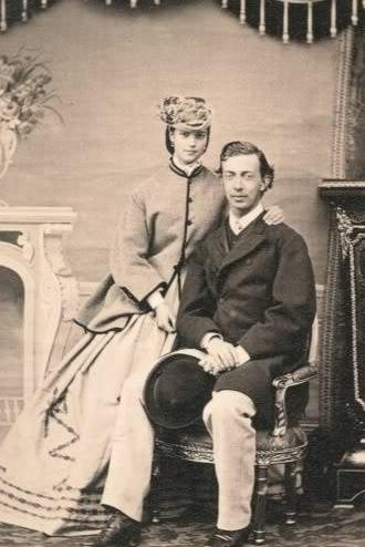 Alejandro III y María Feodorovna H131