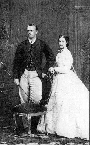 Alejandro III y María Feodorovna H21