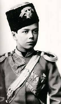 Nicolás y Alejandra Romanov221