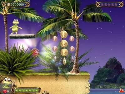 Turtle Odyssey 2 - Game hoạt hình hấp dẫn Screen1-2