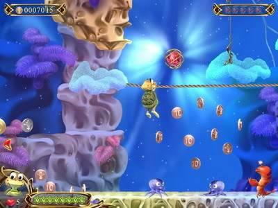 Turtle Odyssey 2 - Game hoạt hình hấp dẫn Screen2-2