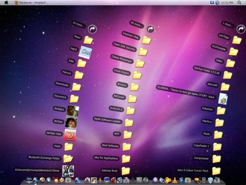 Show us your desktop! - Page 4 Desktop