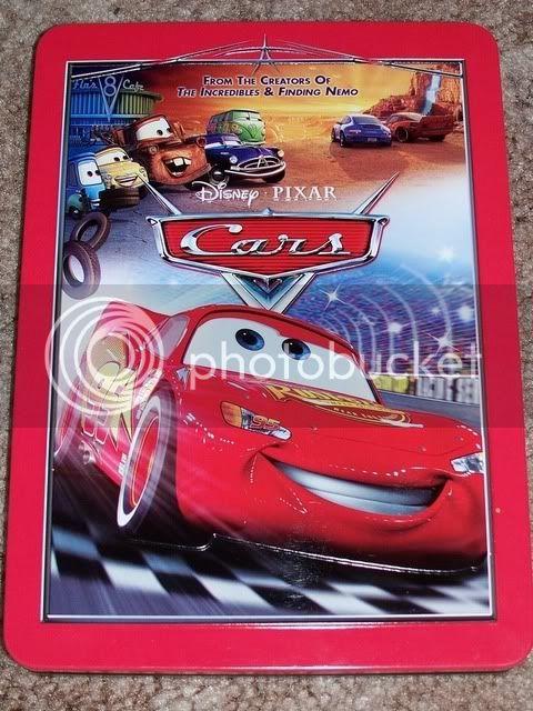 Les Plus beaux Coffrets Collectors...Tour d'horizon - Page 2 Cars1