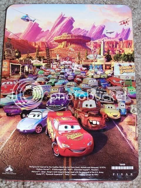 Les Plus beaux Coffrets Collectors...Tour d'horizon - Page 2 Cars2