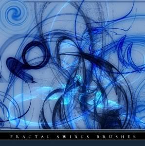 Brushlar ----Alıntıdır Fractal_Swirls_Brushes_by_Scully749