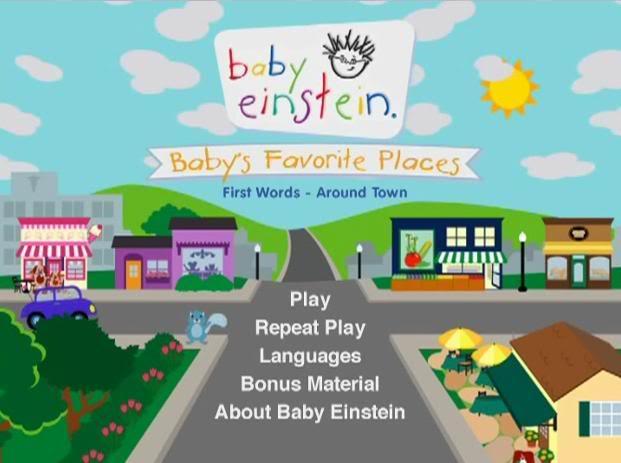 Phát triển TRÍ TUỆ của bé với BABY EINSTEIN 11-3