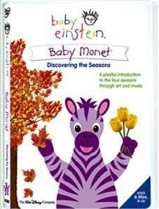 Phát triển TRÍ TUỆ của bé với BABY EINSTEIN A1