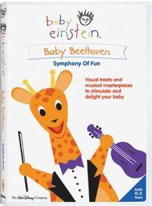 Phát triển TRÍ TUỆ của bé với BABY EINSTEIN A3