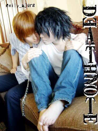 /*CoSpLaY YaOi !!*/ DEATHNOTE