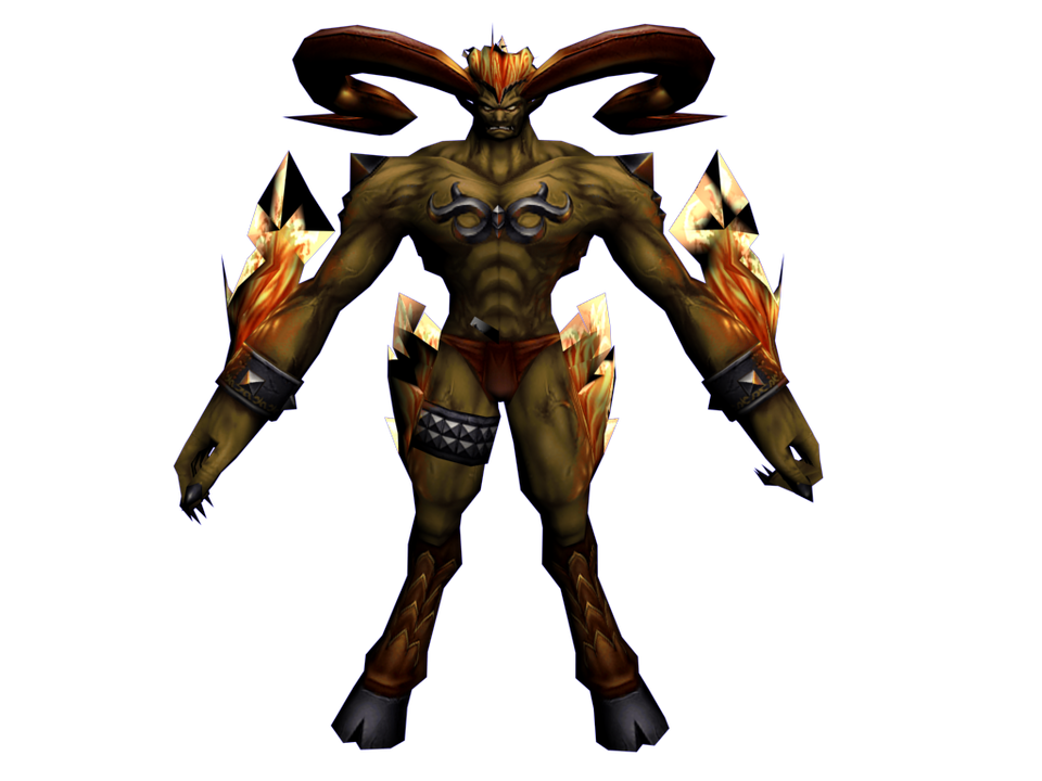 eye candy...... Ifrit