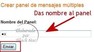 Cómo agregar un panel de mensajes Imagen3-26