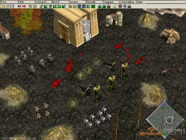 Age Of Mythology: Gold Edition Screen0