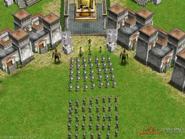 Age Of Mythology: Gold Edition Screen2