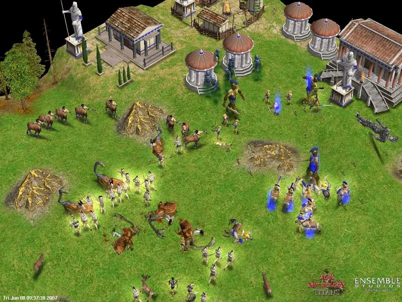 Age Of Mythology: Gold Edition Screen4