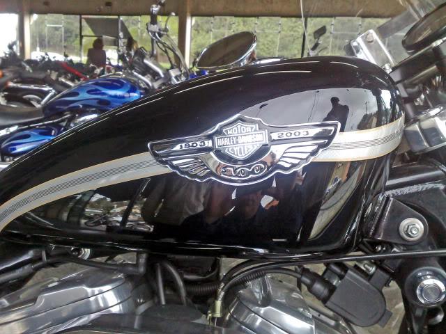 Sportster XLH 883 Custom edição comemorativa 100th anniversary HarleyDavidsonSportsterXL883Cust-1