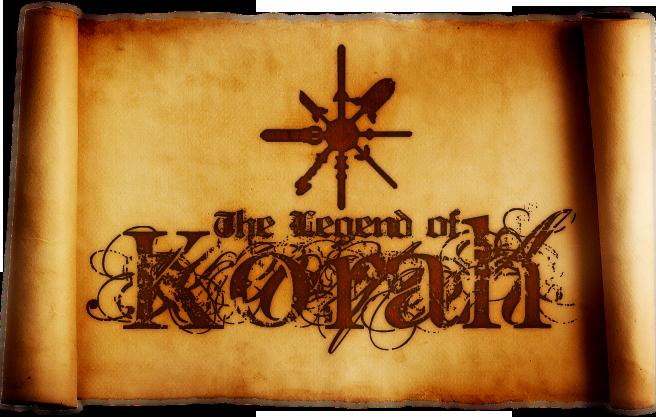 Character Portraits KorahLogoscroll