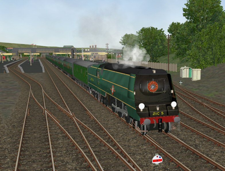 South East locos - Page 2 21C5_1