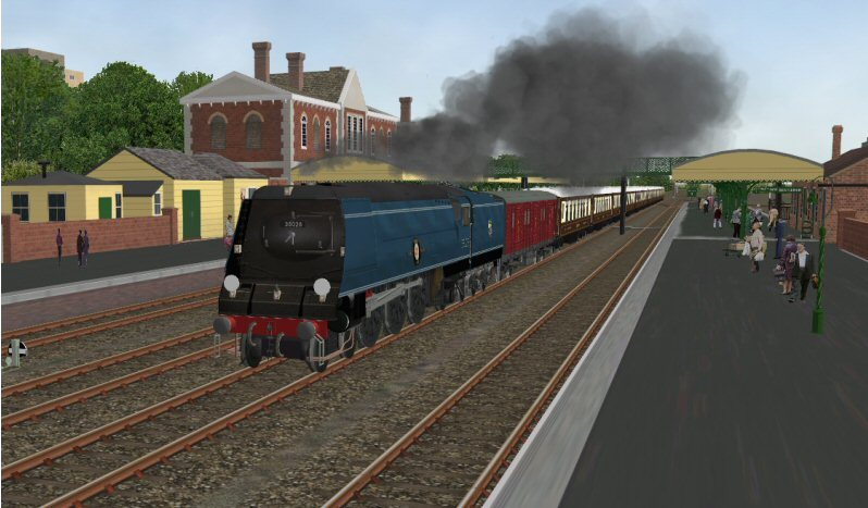 South East locos - Page 2 ClanLine2