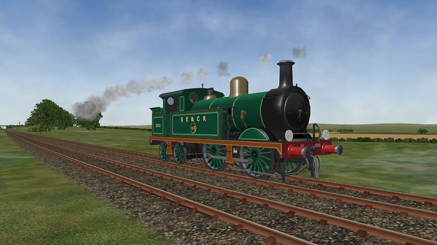 Danny's models SECR_H305A