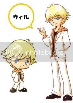 Harvest Moon Ds: Sunshine Islands!~ =O Will