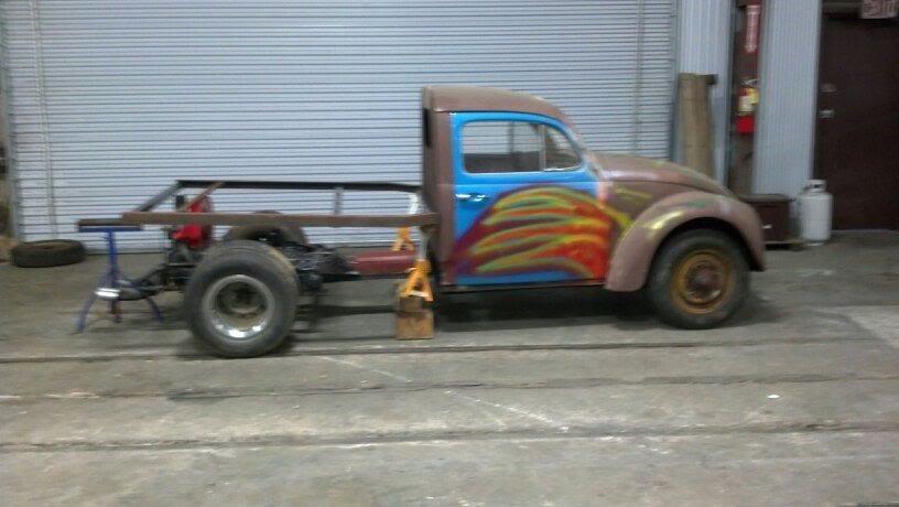 my new bug/truck  **Buck** ResizedImage951365988939667_zps86a75d47