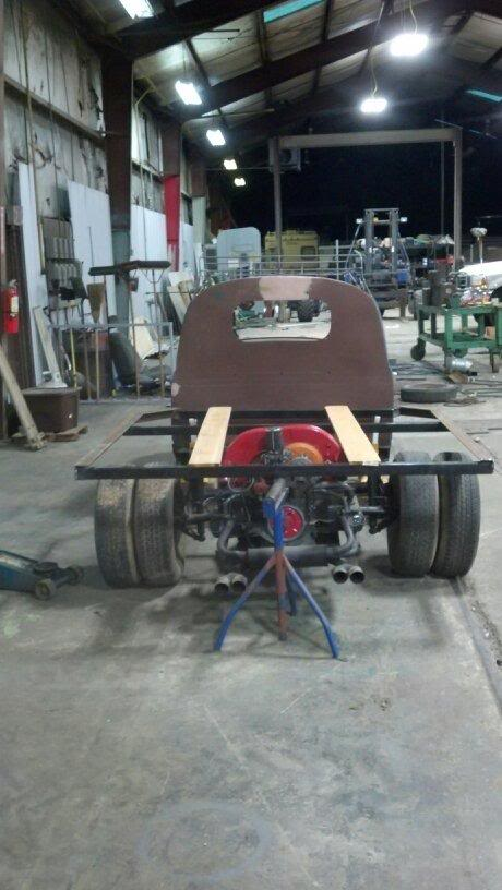 my new bug/truck  **Buck** ResizedImage951365988984293_zps3c552847