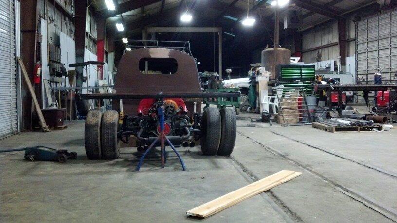 my new bug/truck  **Buck** ResizedImage951365988996628_zps000b6a1a