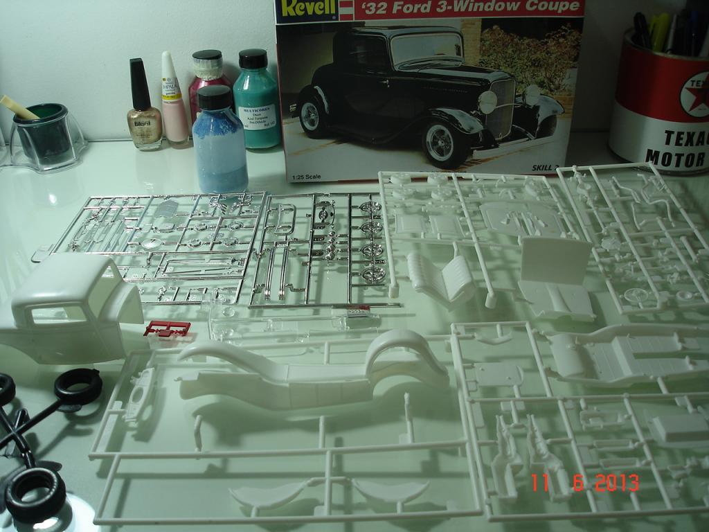 1932 Ford 3 Window Concluído 05/01/2015 DSC09588_zpsf37895f6