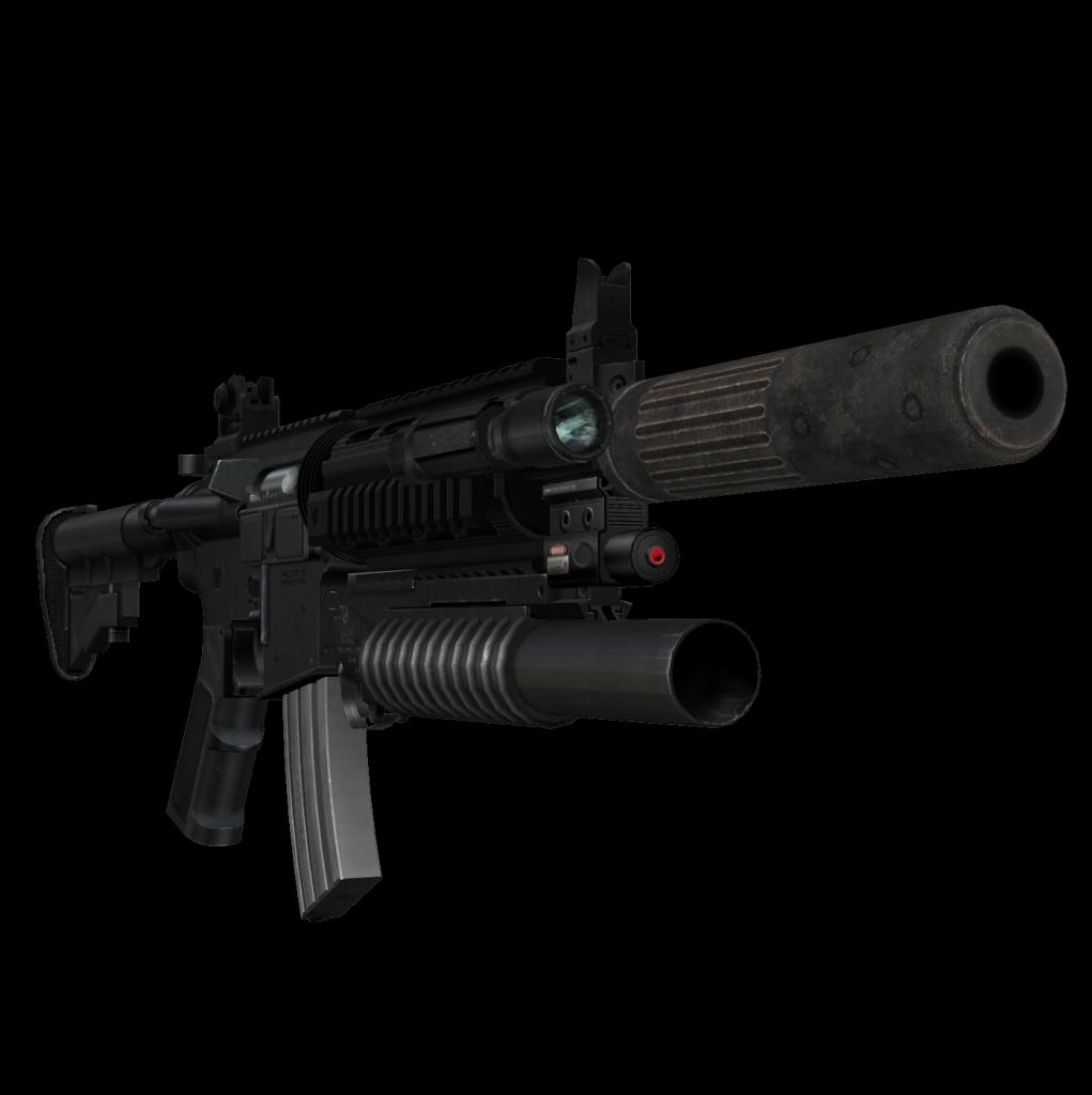 Catherine's Private Militia's Arsenal  M4A1Custom_zpsed5a21b4