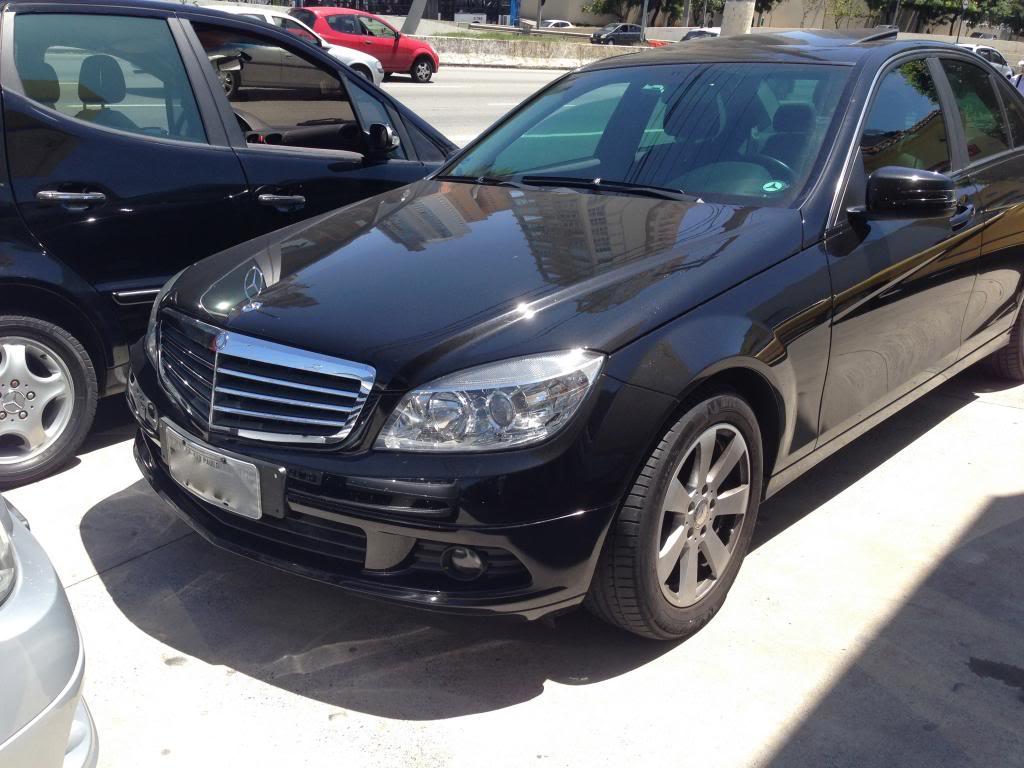 Vendo minha W204 C200  modelo 2010 - R$ 66.500,00 IMG_1086_zps595fba0a