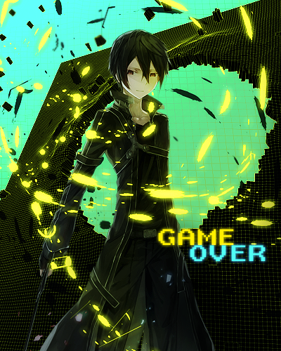 bubble universe. Gameover
