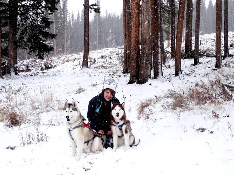 Claudia's husky birthday hike - Salt Lick Trail, Summit County *photo heavy* 15