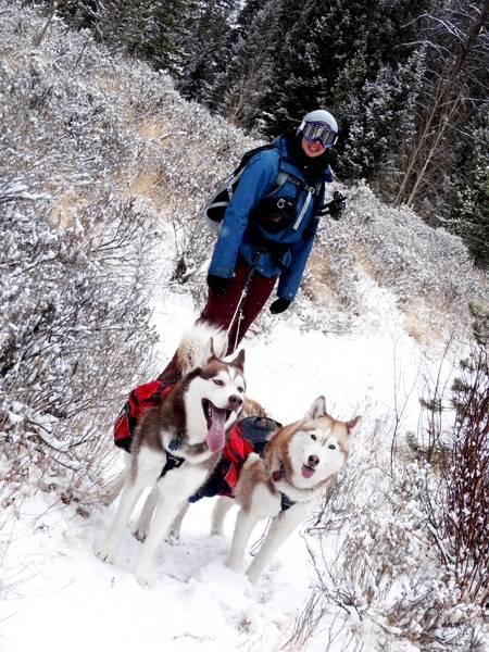 Claudia's husky birthday hike - Salt Lick Trail, Summit County *photo heavy* 35
