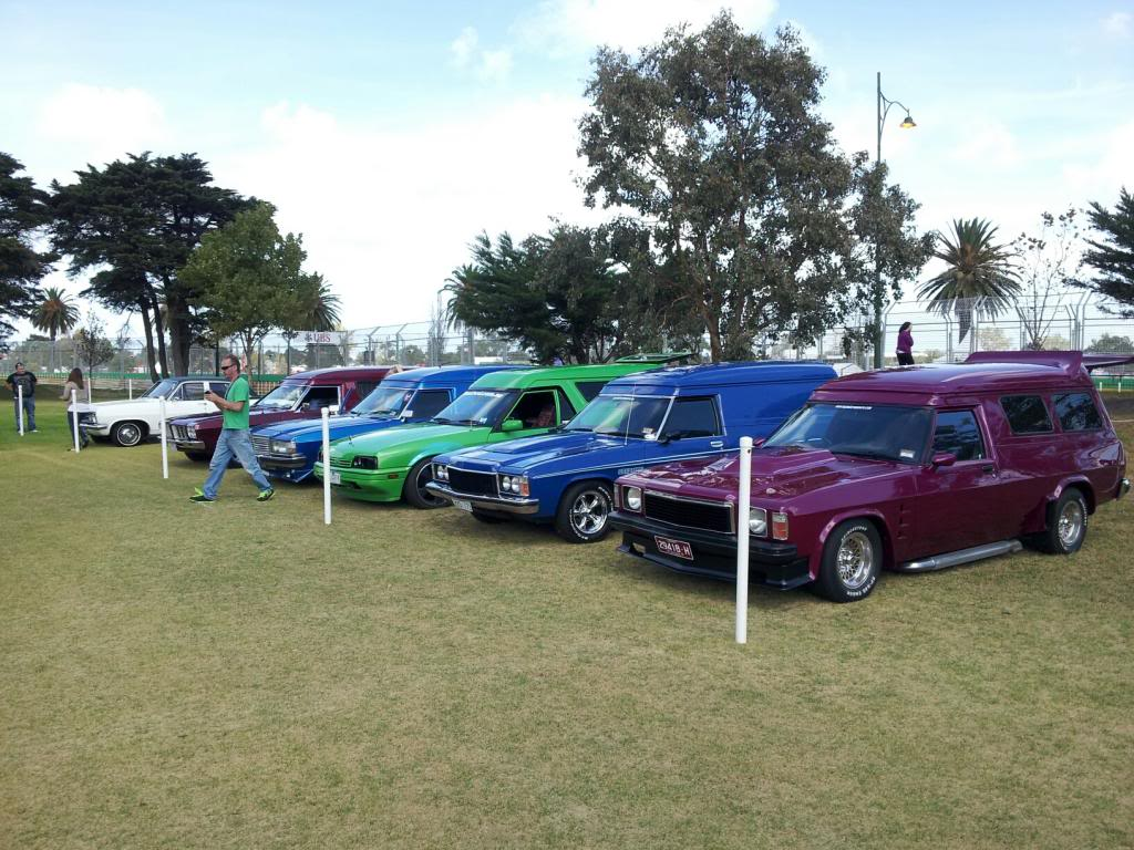 Majestic Vanners to display at the F1 in Melbourne GP1_zps94f0aa13