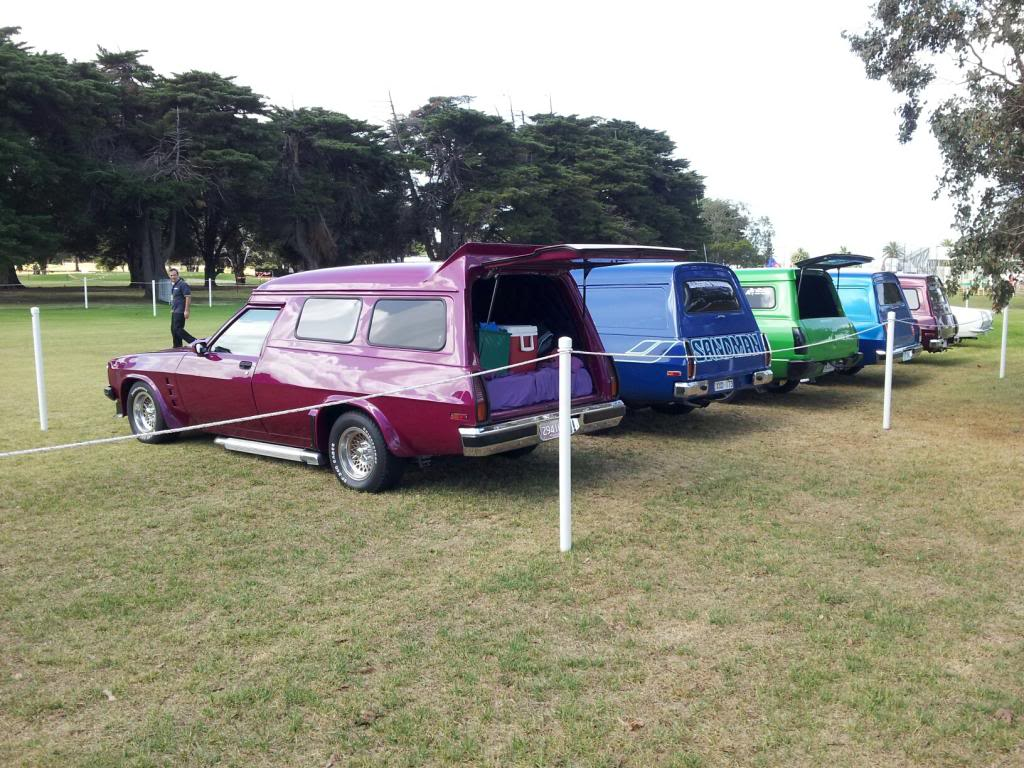 Majestic Vanners to display at the F1 in Melbourne GP3_zps747c7a52