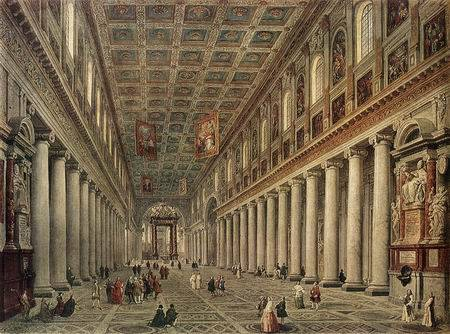 The Liberal Revolution (1789-1810) Interior%20of%20the%20Santa%20Maria%20Maggiore%20in%20Rome_zpskbkbmmji