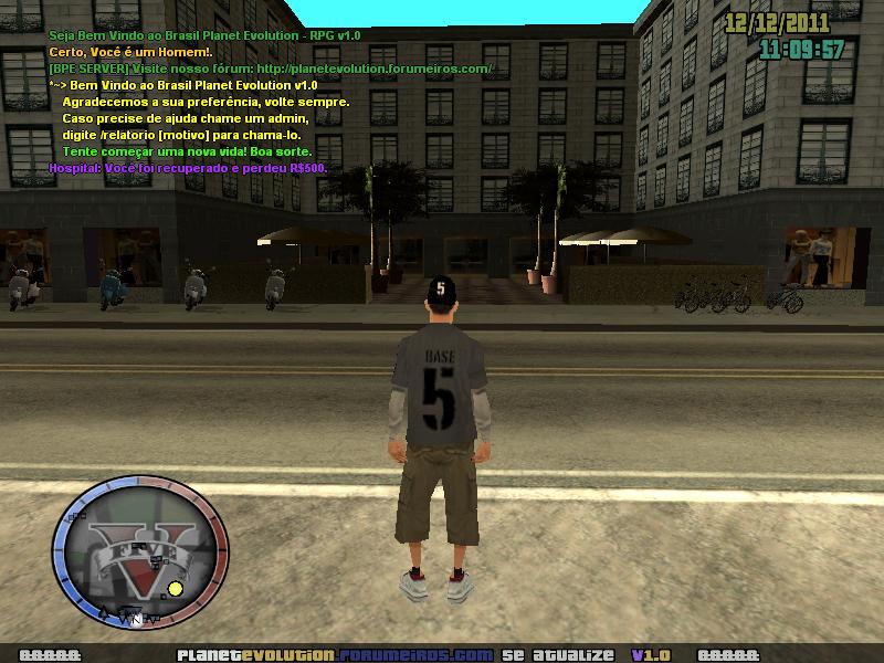 Gamemode Brasil Planet Evolution do iLeoScript Sa-mp-002