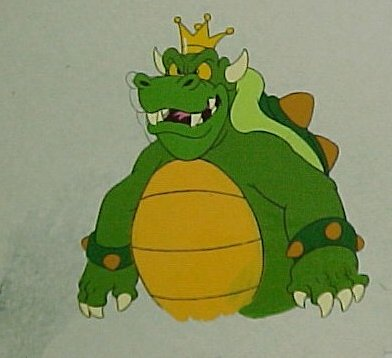 From my time as a Concept Artist for the Super Mario Bros. Super Show.. Bowserconceptsept1990_zps0188e7b8