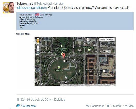 President Obama visits Teknochat? WELCOME! Obamanosvisita19oct_zps7920b134