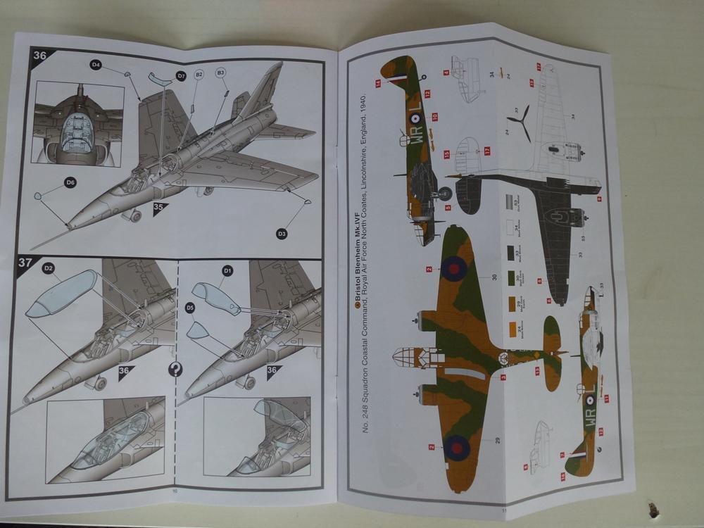 [Airfix] - Bristol Blenheim Mk.IVF  P1080619_zps78b83edj