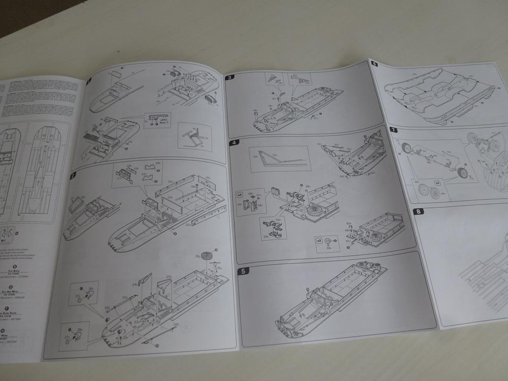 DUKW 1/35 Italeri -Warnerzaz P1080627_zps5q3e7p42