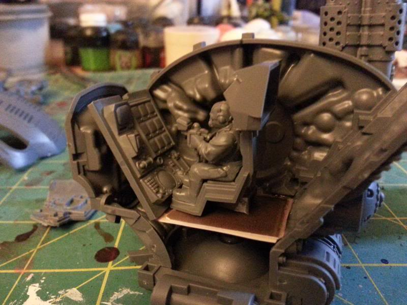 Spamus' Imperial Knight Project 20140427_161809